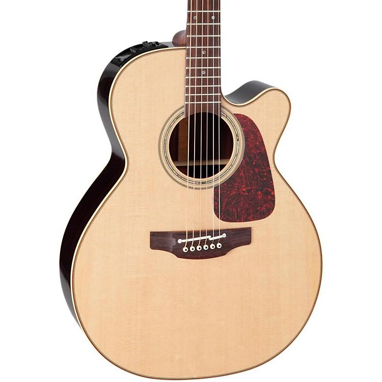 TakaminePro Series 5 NEX Cutaway Acoustic-Electric GuitarNatural