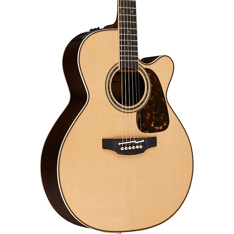 Takamine Pro Series 7 NEX Cutaway Acoustic-Electric Guitar Natural