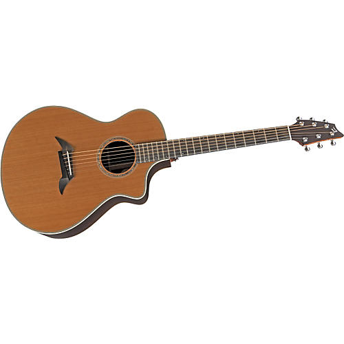 Breedlove Pro Series C25/CRe Herringbone Acoustic-Electric Guitar