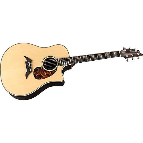 Breedlove Pro Series D25/SR Herringbone Acoustic-Electric Guitar-thumbnail