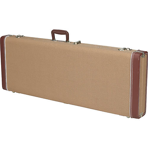 Fender Pro Series P/Jazz Bass Case Tweed