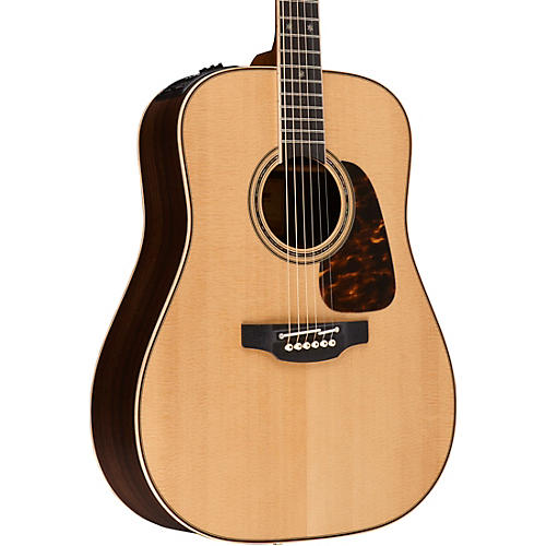 Takamine Pro Series P7D Dreadnought Acoustic-Electric Guitar-thumbnail