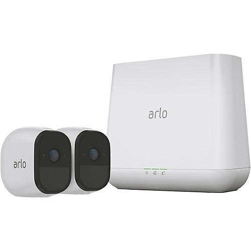 Arlo Pro Smart Security System with 2 Cameras (VMS4230)-thumbnail