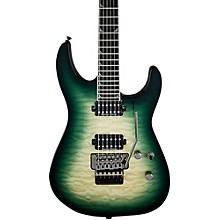 Jackson Pro Soloist - SL2Q MAH Electric Guitar Alien Burst