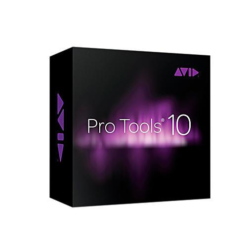 Digidesign Pro Tools 10 Activation Card