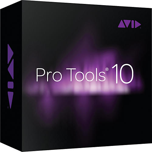 Avid Pro Tools 10 EDU Student with Free Upgrade to Pro Tools 11