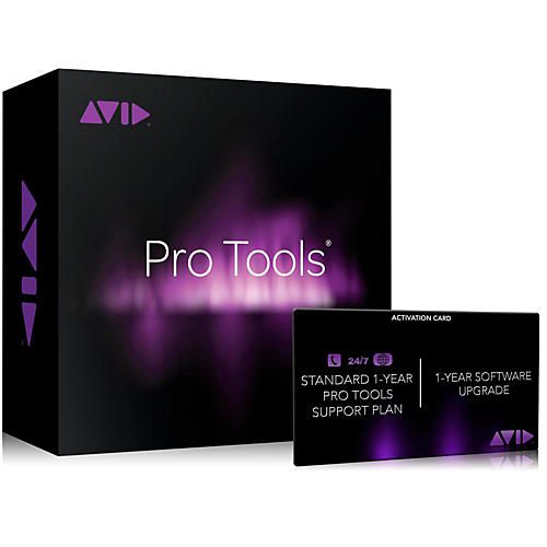 Avid Pro Tools 10 to 12 Upgrade Teacher (Activation Card)-thumbnail