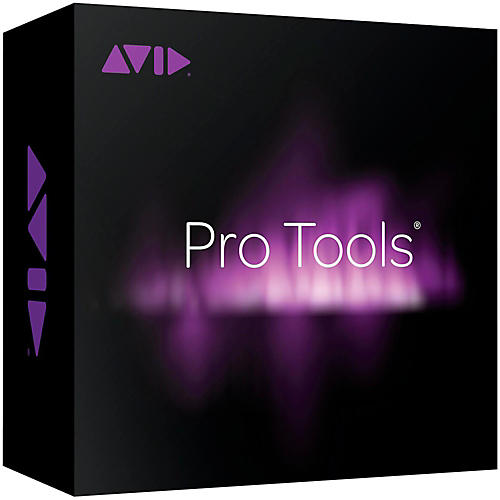 Avid Pro Tools 11 DVD Box wIth free upgrade to Pro Tools 12 (Current version only)