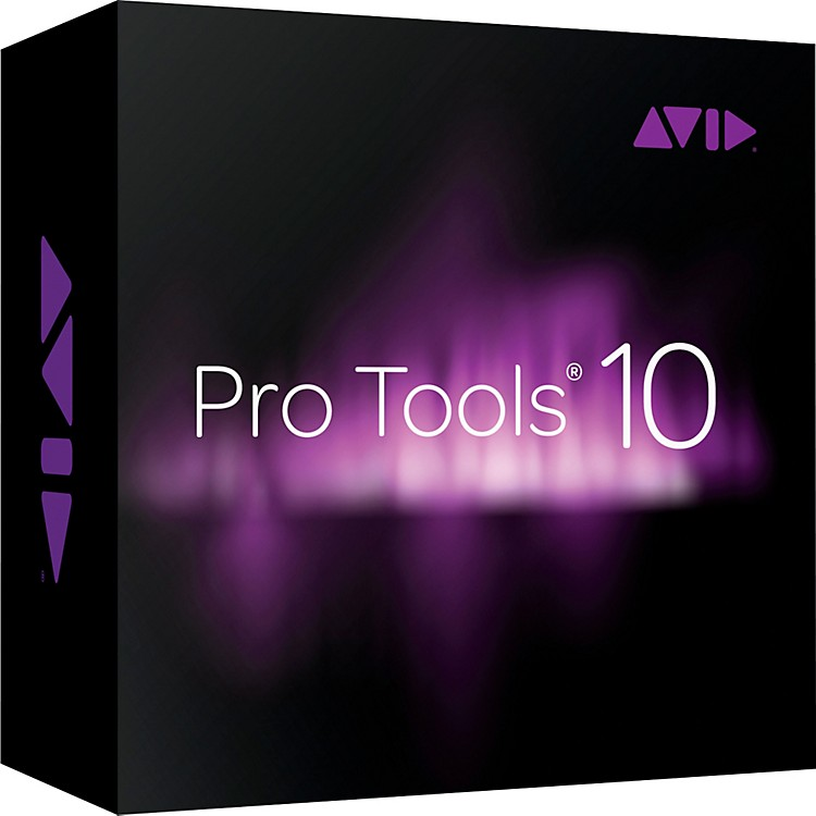 Avid Pro Tools 11 (activation card) includes Pro Tools 10
