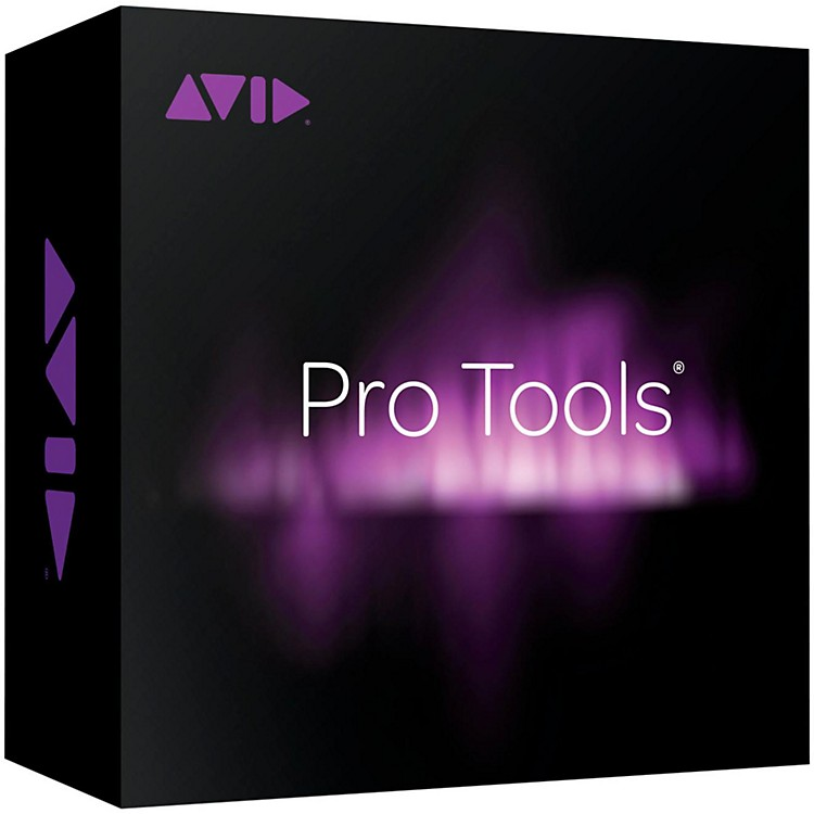 AvidPro Tools 11 and Pro Tools 12 Crossgrade from Pro Tools LE (activation card)