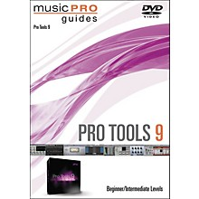 Hal Leonard Pro Tools 9 Beginner/Intermediate Music Pro Guide DVD