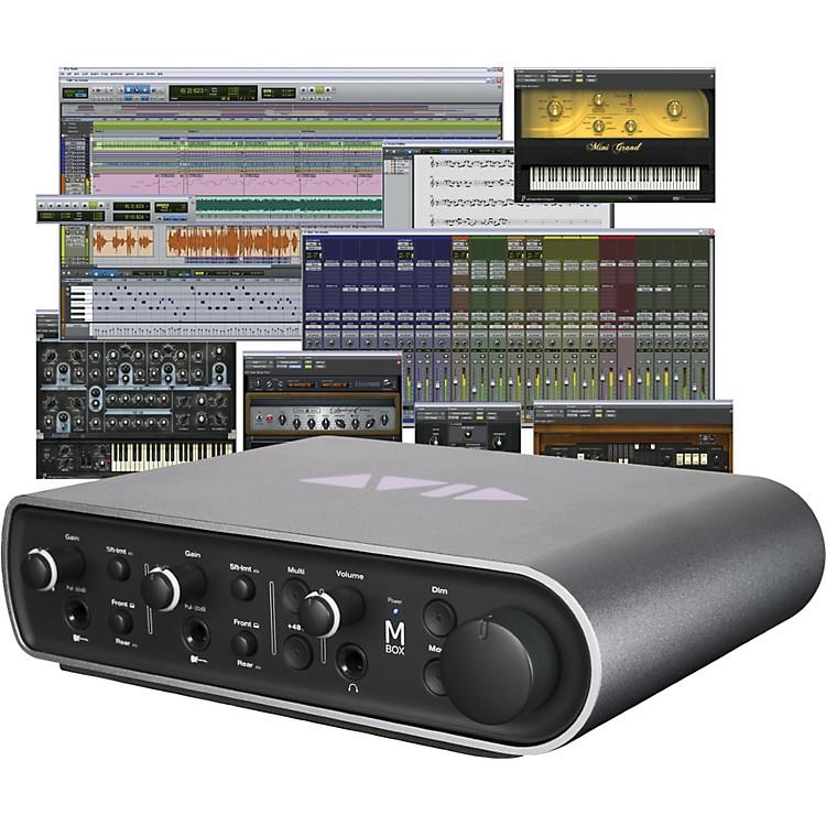 AvidPro Tools 9 + Mbox - 3rd Gen