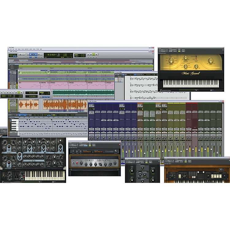 AvidPro Tools 9 + Mbox Pro - 3rd Gen