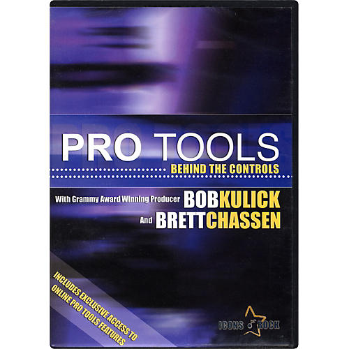 Music Star Productions Pro Tools: Behind The Controls DVD