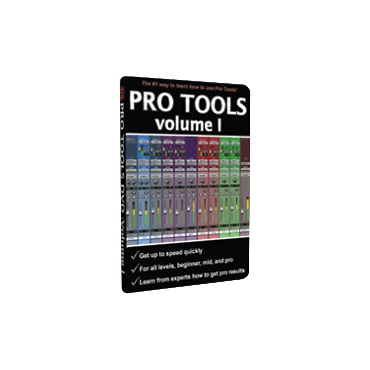 Secrets of the Pros Pro Tools DVD: Volume I Revised 2nd Edition DVD-Rom