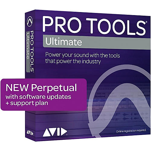 Avid Pro Tools | HD - Software Only-thumbnail