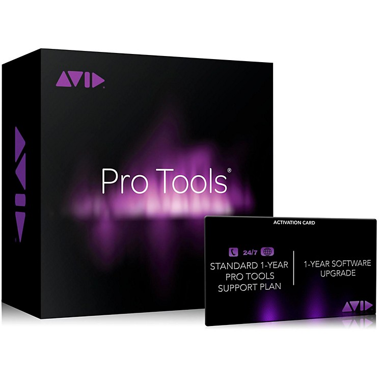 Avid Pro Tools HD10 to HD11 Upgrade (Activation Card)
