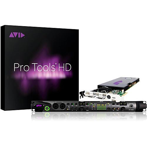Avid Pro Tools HDX OMNI System