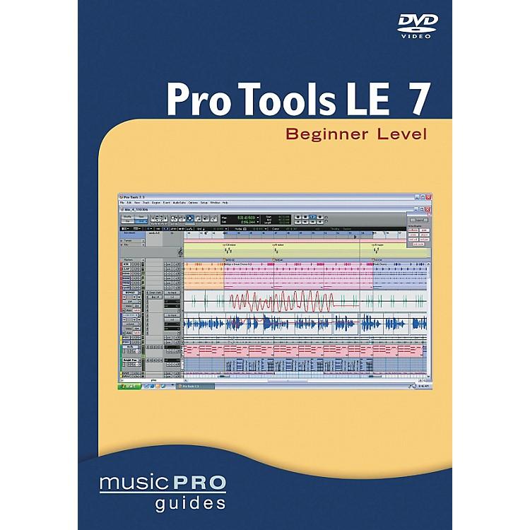 Hal LeonardPro Tools LE 7 Beginner Level DVD