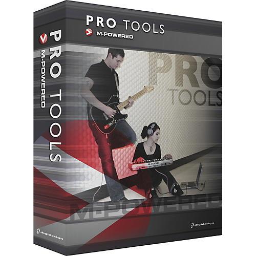 Digidesign Pro Tools M-Powered Multitrack Recording Software-thumbnail