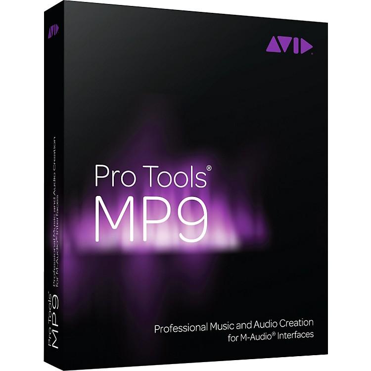 AvidPro Tools MP 9