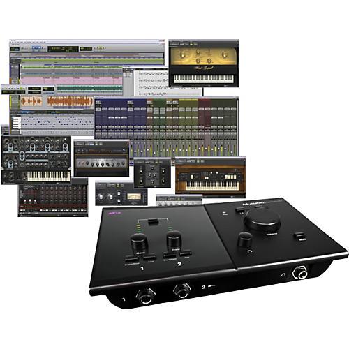 Avid Pro Tools MP + Fast Track C400