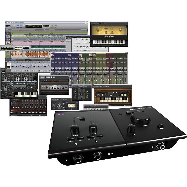 AvidPro Tools MP + Fast Track C400