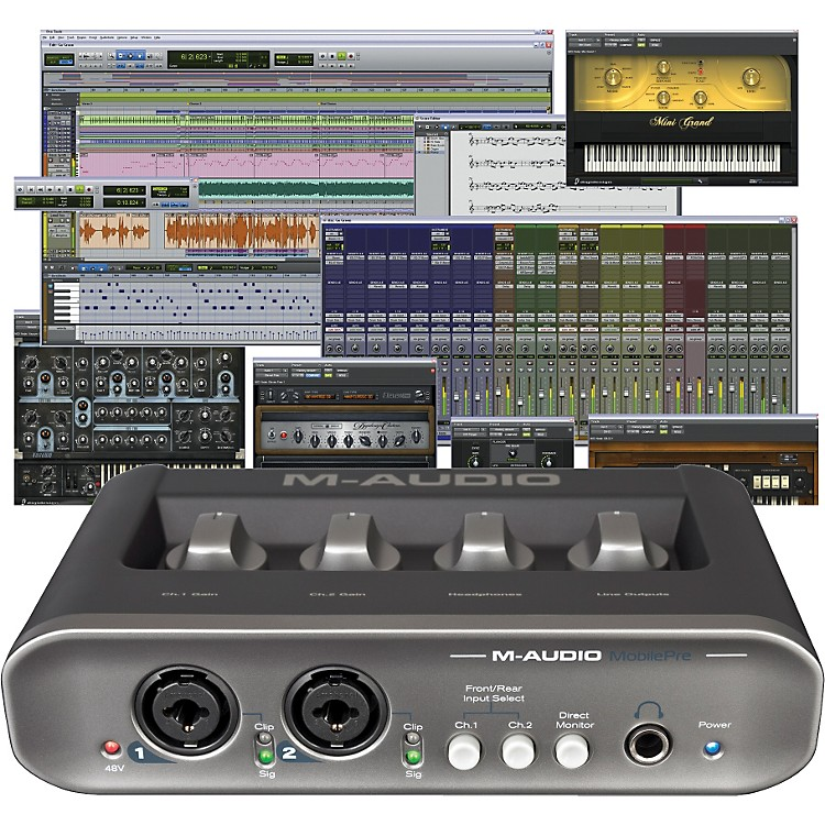 Avid Pro Tools MP Plus Mobile Pre