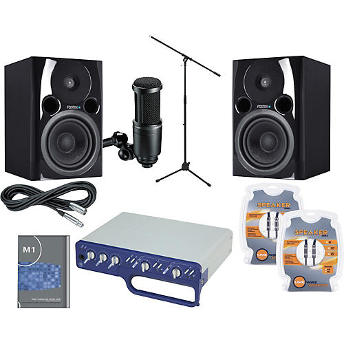 Digidesign Pro Tools Mbox 2 Factory Package