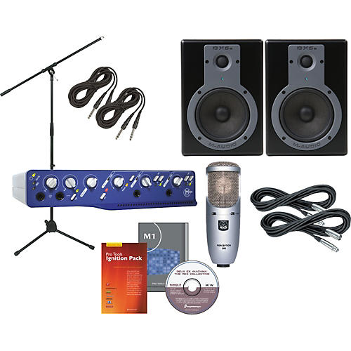 Digidesign Pro Tools Mbox 2 Pro Factory Package-thumbnail
