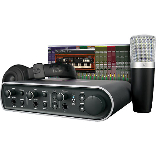 Avid Pro Tools Mbox Studio