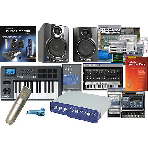 Digidesign Pro Tools Music Creation Studio