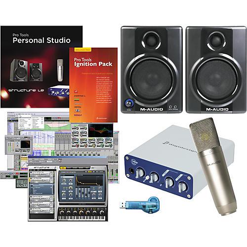 Digidesign Pro Tools Personal Studio
