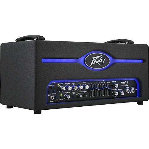 Peavey Pro VB-3 300W Tube Bass Amp Head-thumbnail