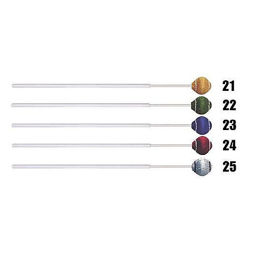 Mike Balter Pro Vibe Series Fiberglass Mallets 21 Yellow Cord Hard