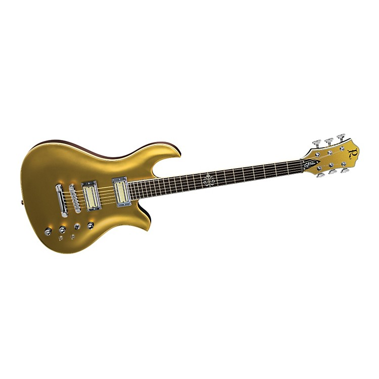 B.C. Rich Pro X Eagle CJ Pierce Signature Electric Guitar Gold Top