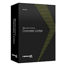 Cakewalk ProChannel Concrete Limiter Software Download