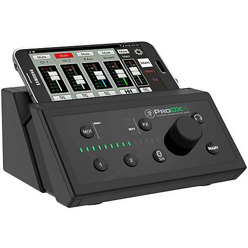 Mackie ProDX4 4-Channel Wireless Digital Mixer