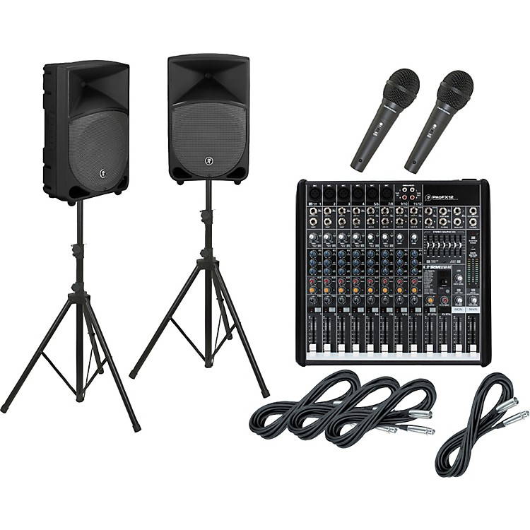 MackieProFX12 / TH-12A PA Package