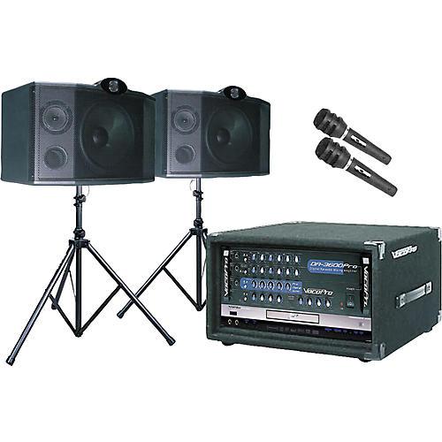 VocoPro ProKJ-380 Pro Karaoke System-thumbnail