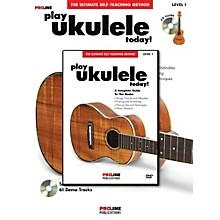 Proline ProLine Play Ukulele Today! Method (Book/CD/DVD)