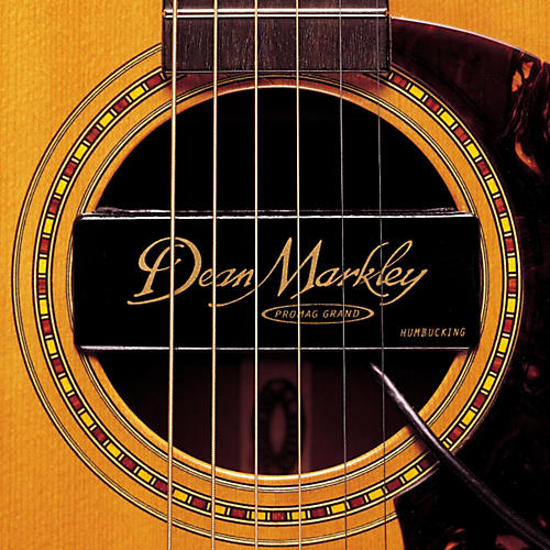 Dean Markley ProMag Gold Acoustic Guitar Pickup