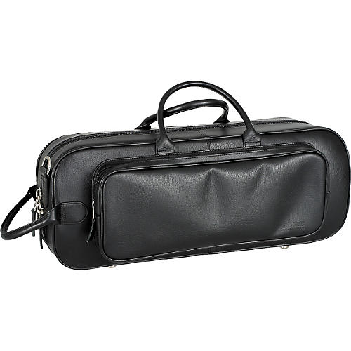 Protec ProPac Deluxe Leather Trumpet Case-thumbnail