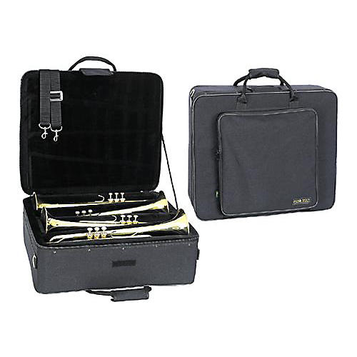 Protec ProPac Quad Trumpet Case