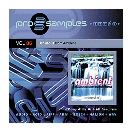 EastWest ProSamples Vol 36 Chillout CD-ROM
