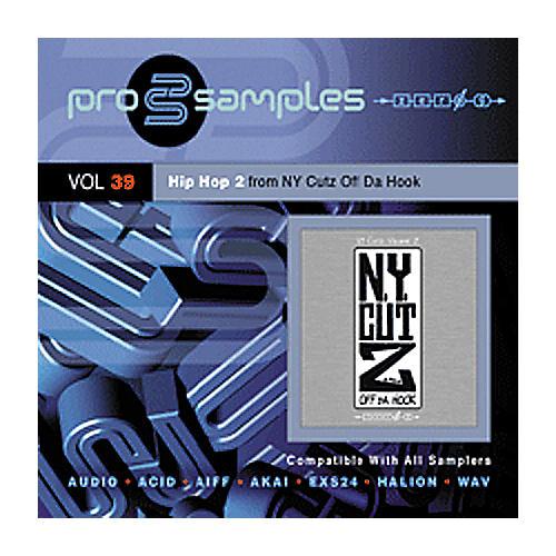 EastWest ProSamples Vol 39 Hip Hop 2 CD-ROM