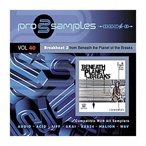 EastWest ProSamples Vol 40 Breakbeat 2 CD-ROM-thumbnail