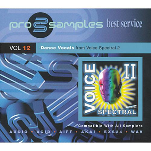 EastWest ProSamples Volume 12 Dance Vocals CD ROM-thumbnail
