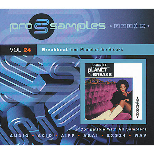 EastWest ProSamples Volume 24 Breakbeat CD ROM