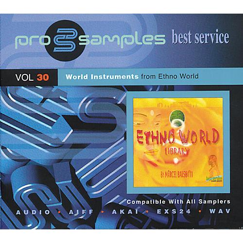 EastWest ProSamples Volume 30 World Instruments CD ROM